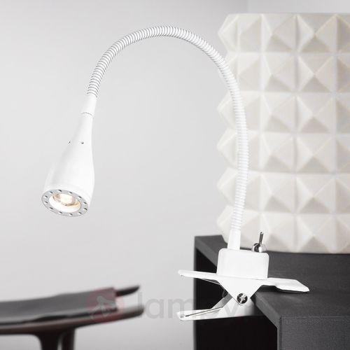 Nordlux MENTO lampa z klipsem LED Biały, 1-punktowy - Nowoczesny - Obszar wewnętrzny - MENTO - Czas dostawy: od 4-8 dni roboczych (5701581211780)