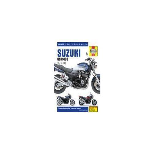 Suzuki GSX1400 Service and Repair Manual
