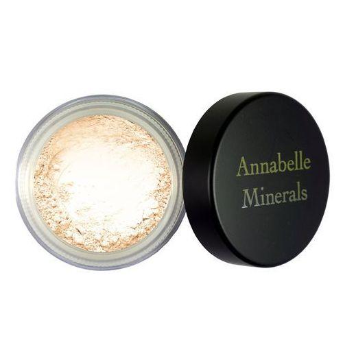 - mineralny podkład rozświetlający - 10 g : rodzaj - beige fair marki Annabelle minerals