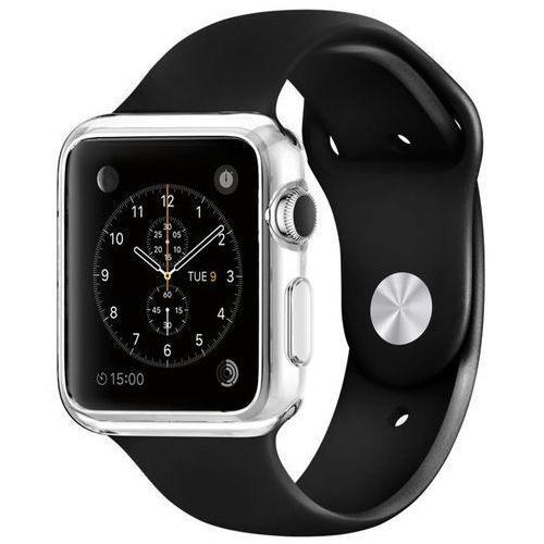 Obudowa spigen liquid crystal apple watch 42mm przezroczysta marki Sgp - spigen