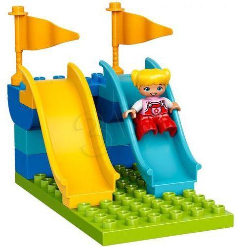 Lego DUPLO Wesołe miasteczko fun family fair 10841. Najniższe ceny, najlepsze promocje w sklepach, opinie.
