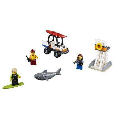 Lego CITY Straż przybrzeżna - zestaw startowy coast guard starter set 60163