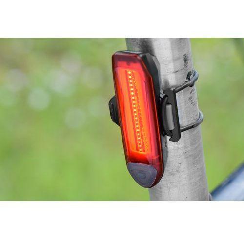 MacTronic lampa rowerowa tylna Red Line 20 lm, ABR0021