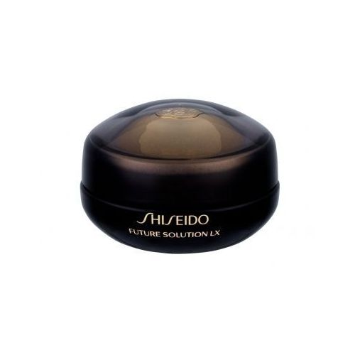 future solution lx eye and lip regenerating cream krem pod oczy 17 ml dla kobiet marki Shiseido