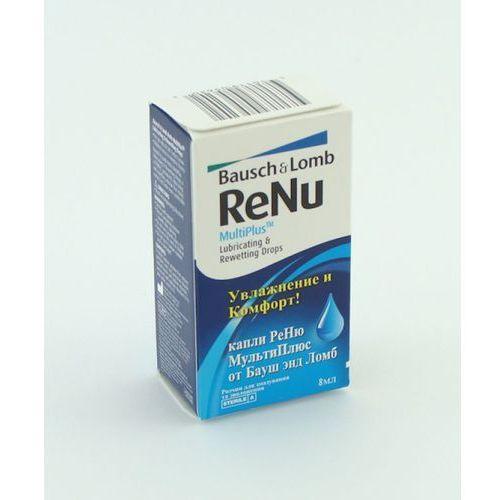 Renu Multiplus Lubricating & Rewetting Drops 8ml