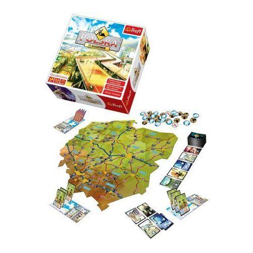 Trefl Polska w budowie gra - dostawa zamówienia do jednej ze 170 księgarni matras za darmo (5900511009194)