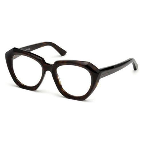 Okulary korekcyjne ba5080 052 marki Balenciaga