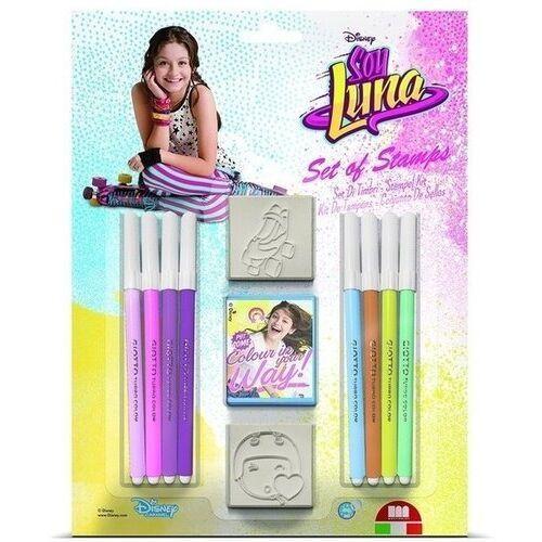 Pieczątki Soy Luna 2 sztuki (8009233269446)