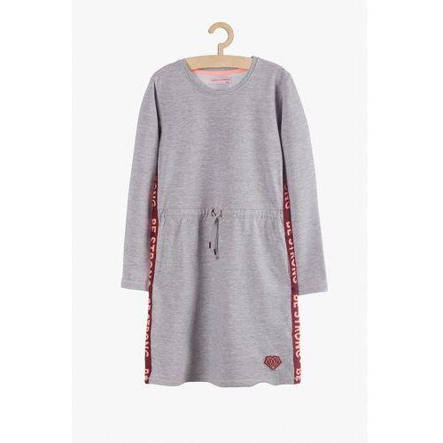 Lincoln & sharks by 5.10.15. Sportowa sukienka dla dziewczynki 4k3806