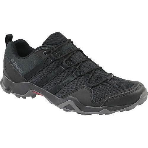 Adidas terrex ax2r buty mężczyźni czarny uk 7   eu 40 2/3 2018 buty turystyczne