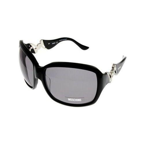 Okulary słoneczne  mo 593/strass 01 marki Moschino