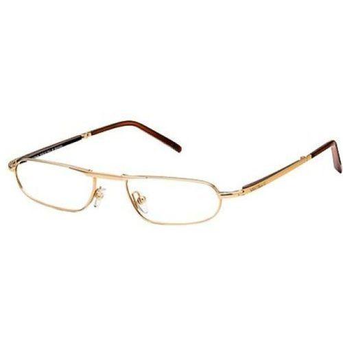 Okulary korekcyjne  mb0198 e69 marki Mont blanc