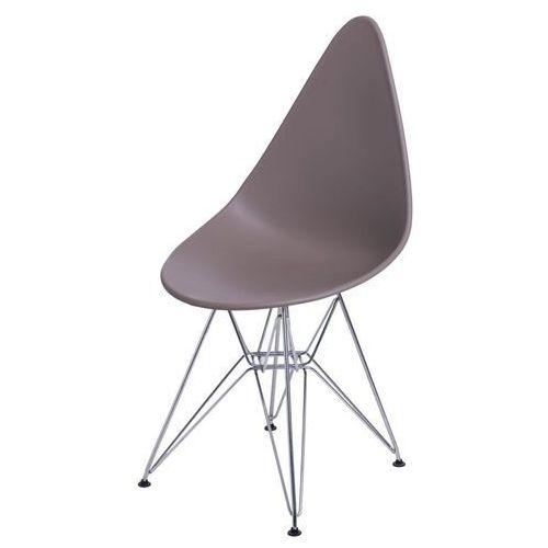 D2. Krzesło rush dsr szare