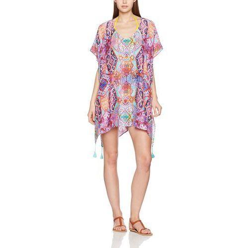 Damska tunika sukienka plażowa/