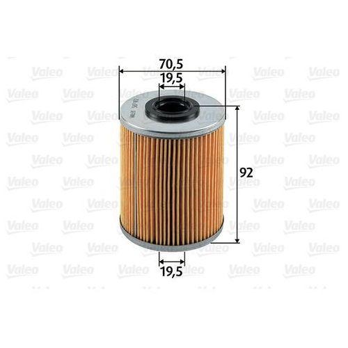 Filtr paliwa  587902 marki Valeo