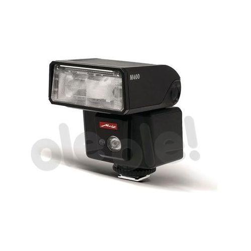Lampa błyskowa Metz Metz Lampa M400 Canon - 004060199 Darmowy odbiór w 20 miastach!, 004060199