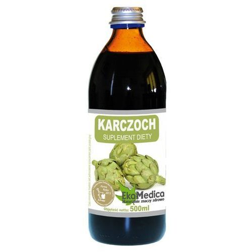 Ekamedica Karczoch sok (500 ml) ekomedica