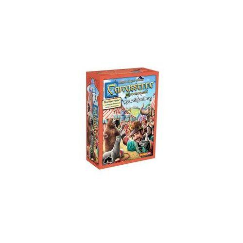 Carcassonne: Cyrk Objazdowy (druga edycja) - Poznań, hiperszybka wysyłka od 5,99zł!