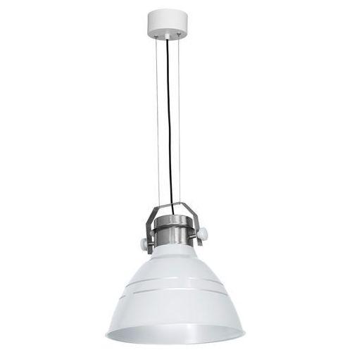 Lampa wisząca Luminex Edgar Strips 1 x 60 W E27 white, 8898