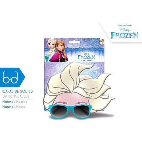 Okulary przeciwsłoneczne 3d frozen - kraina lodu marki Euroswan