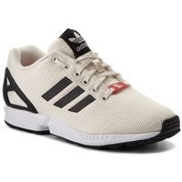 Buty adidas - Zx Flux CQ2834 Owhite/Cblack/Ftwwht, kolor beżowy