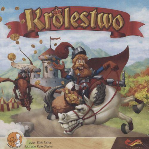 Foxgames Gra - królestwo