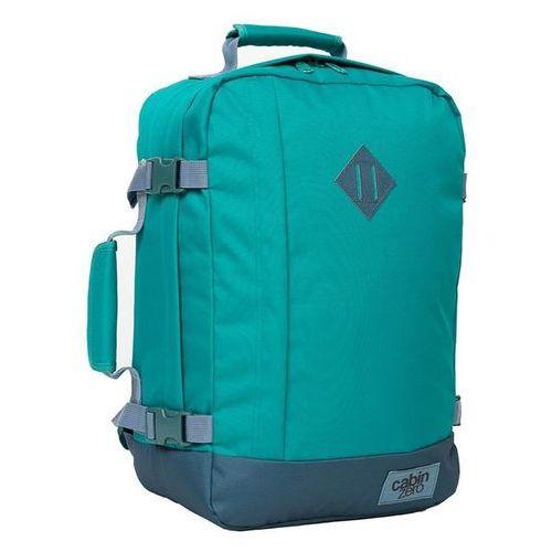 Cabinzero Plecak torba podręczna 36l + pokrowiec organizer gratis - boracay blue