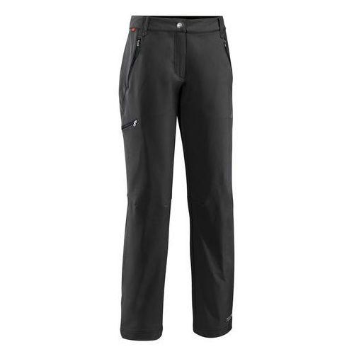 VAUDE Strathcona Spodnie długie Kobiety short czarny 46-krótkie 2018 Spodnie Softshell, kolor czarny