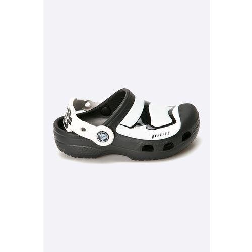 - klapki dziecięce stormtrooper marki Crocs