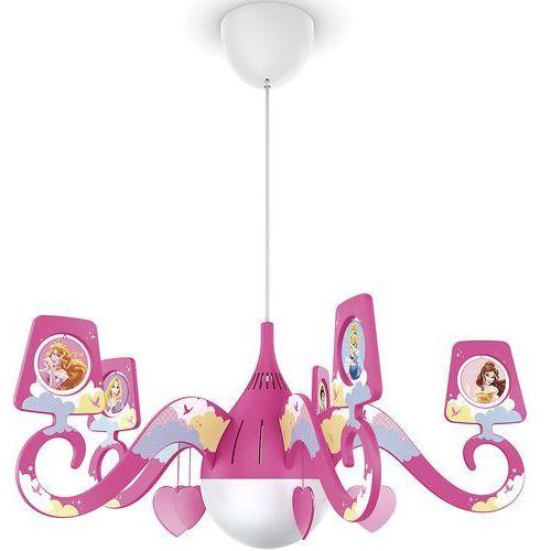 71757/28/16 - żyrandol dziecięcy disney princess 1xe27/15w/230v marki Philips