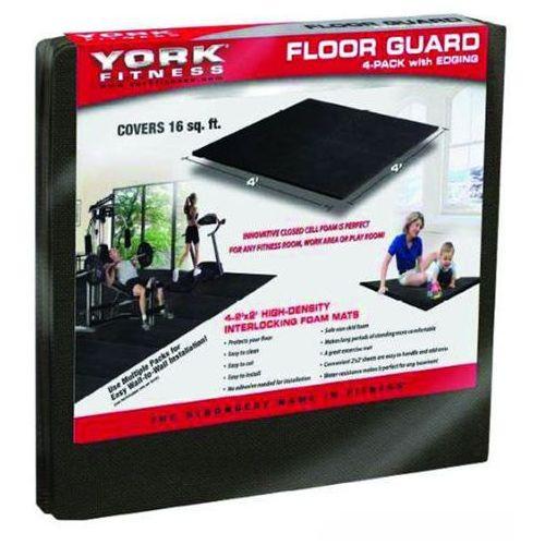 York fitness York floor guard - 6700 - modułowa wykładzina podłogowa