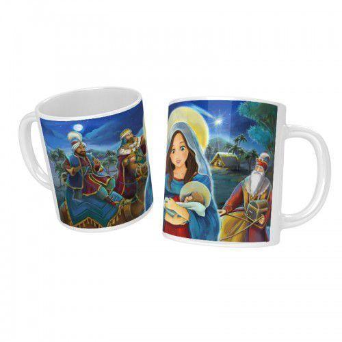 Kubek świąteczny trzej królowie, matka boża marki Produkt polski