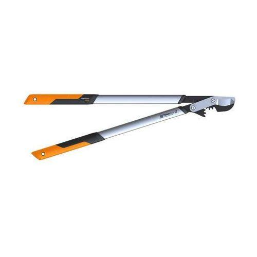 Sekator dźwigniowy nożycowy Fiskars PowerGearX L, 6411501124906