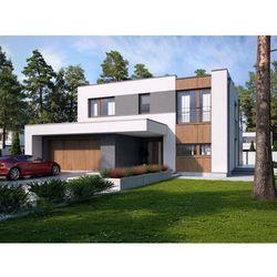 Projekt MIKADO z kategorii Projekty domów