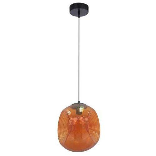 LAMPA wisząca CLUB 31-51233 Candellux szklana OPRAWA zwis pomarańczowy, kolor Pomarańczowy