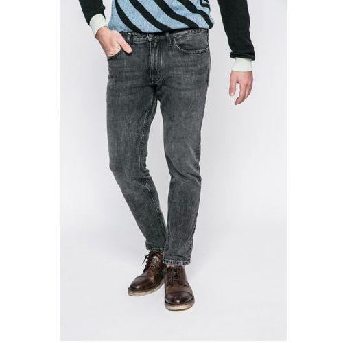 - jeansy curtis black, Calvin klein jeans