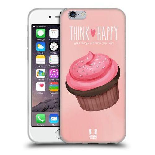 Etui silikonowe na telefon - Cupcake Happiness PINK - sprawdź w wybranym sklepie