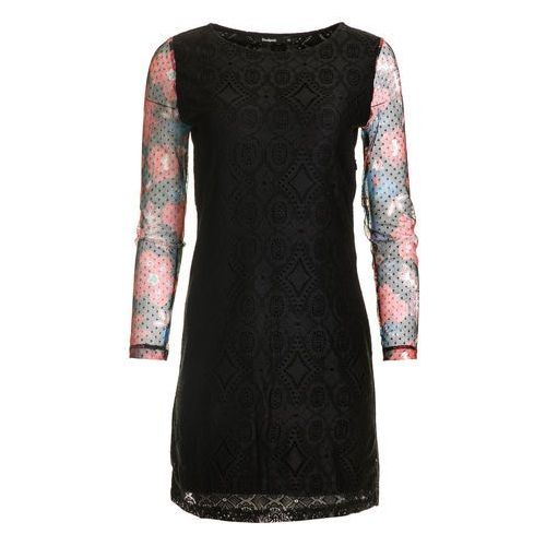 7ba5a44708 Desigual VEST PICHI Sukienka letnia black