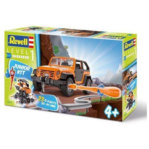 junior kit off-ro ad vehicle - revell marki Revell