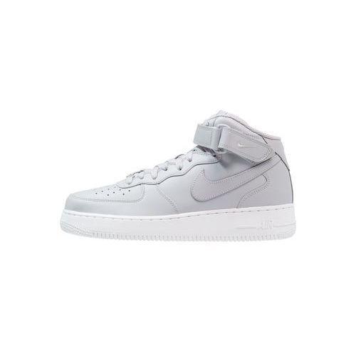 Nike Sportswear AIR FORCE 1 MID '07 Tenisówki i Trampki wysokie wolf grey/white