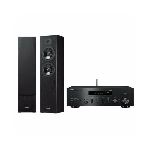Zestaw stereo rn602/nsf51 czarny marki Yamaha