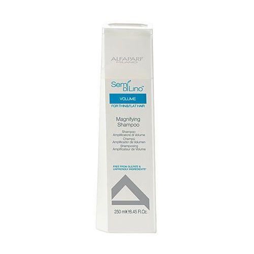 Alfaparf  semi di lino volume szampon do włosów delikatnych 250ml (8022297019628)