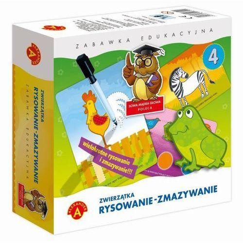 Alexander Zabawka rysowanie-zmazywanie zwierzątka