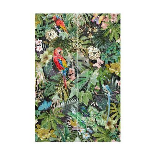 Dekor jungle dark 120 x 180 marki Alfa-cer