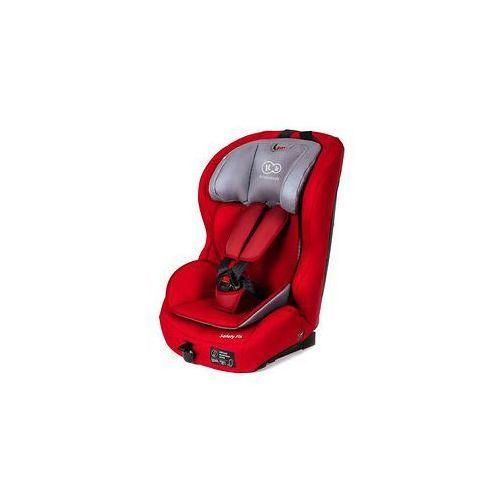 Kinderkraft Fotelik samochodowy 9-36 safety-fix (czerwony)