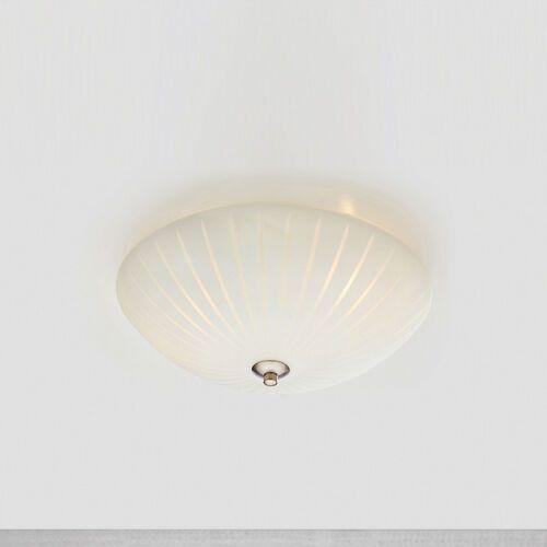 Markslojd Cut 107758 Plafon lampa sufitowa 2x40W E14 biały/stalowy