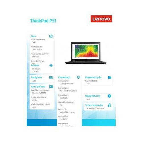 Lenovo ThinkPad 20HH003RPB