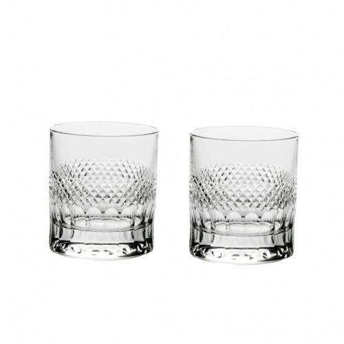Royal scot crystal diamonds szklanki do whisky 2szt.