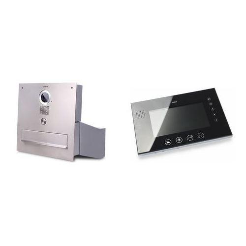 Vidos Wideodomofon skrzynka na listy s551-sk z monitorem m670b