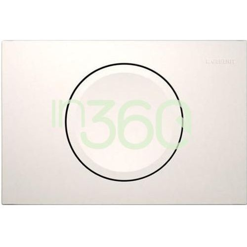 Geberit Delta11 Przycisk uruchamiający przedni do spłuczek podtynk. UP100, biały alpin 115.120.11.1